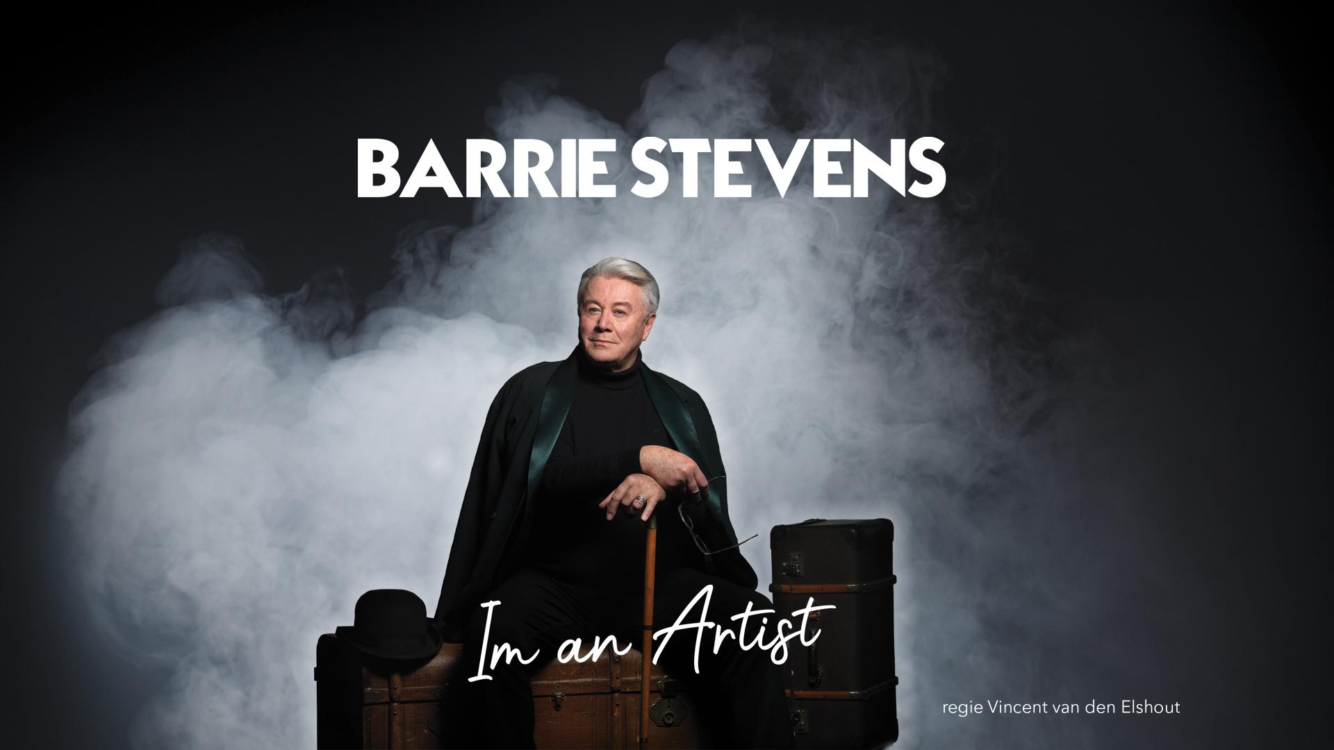 Barrie Stevens CF